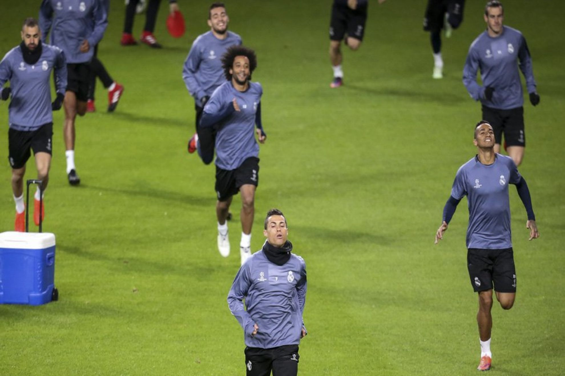 The Warm Up in Professional Soccer: A matter of mind and body!